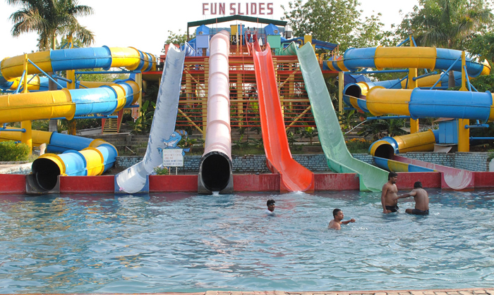 FUN AND FOOD VILLAGE IN DELHI, BEST WATERPARK IN THE CITY